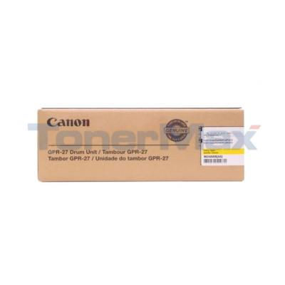 CANON GPR-27 DRUM UNIT YELLOW
